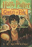 Harry Potter and the Goblet of Fire (Book 4) - book cover picture