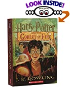 Harry Potter and the Goblet of Fire (Book 4) by  J. K. Rowling, Mary GrandPre (Illustrator) (Paperback)