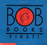 Bob Books First! Level A, Set 1 - book cover picture