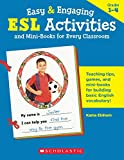 ESL Activities and Mini-Books for Every Classroom by Kama Einhorn