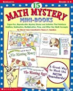 15 Math Mystery Mini-Books