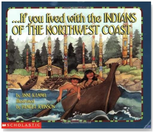 If You Lived With The Indians Of The Northwest Coast