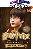 Harry Potter and the Sorcerer's Stone Movie Poster Book by  Inc Staff Scholastic (Compiler), J. K. Rowling (Paperback)