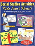 Social Studies Activities Kids Can't Resist