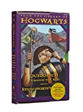 Harry Potter Schoolbooks: Fantastic Beasts & Where to Find Them, Quidditch Through the Ages (Boxed Hardcover Gift Set)