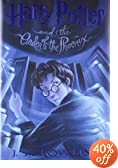 Harry Potter and the Order of the Phoenix (Book 5) by  J. K. Rowling, Mary GrandPre (Illustrator) (Hardcover - June 2003)