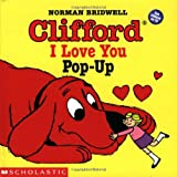 Clifford I Love You Pop-Up (Clifford)