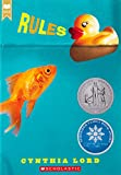 Book Cover: Rules by Cynthia Lord