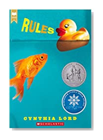 Storysnoops children s book reviews rules cynthia lord