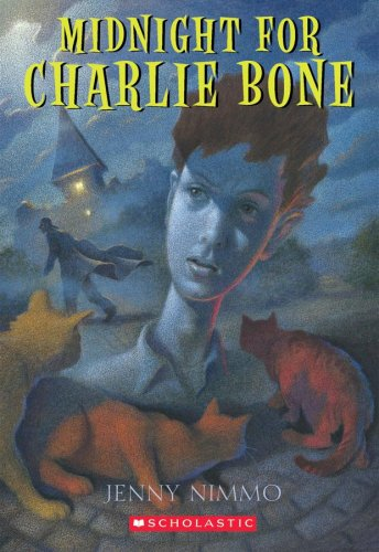Midnight for Charlie Bone Children of the Red King Book 1 - NEW, Jenny Nimmo