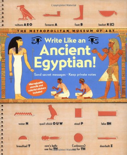 Write Like an Ancient Egyptian!