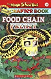 Food Chain Frenzy (Magic School Bus Chapter Book)