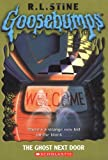 The Ghost Next Door  (Goosebumps Series) - book cover picture