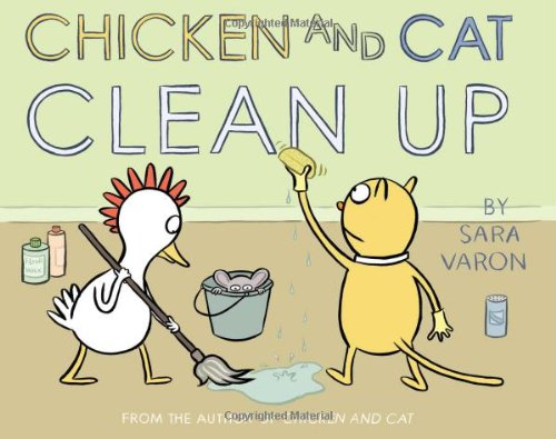 Chicken and Cat Clean Up cover