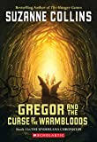 Book Cover: Gregor And The Curse Of The Warmbloods (The Underland Chronicles, Book 3) by Suzanne Collins
