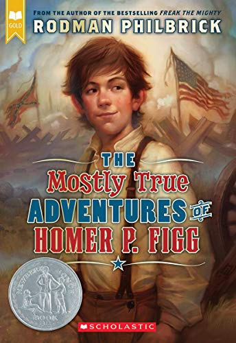 [The Mostly True Adventures of Homer P. Figg]