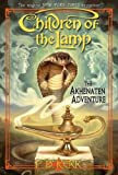 The Akhenaten Adventure (Children of the Lamp) - book cover picture