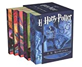 Harry Potter Paperback Boxed Set (Books 1-5)
