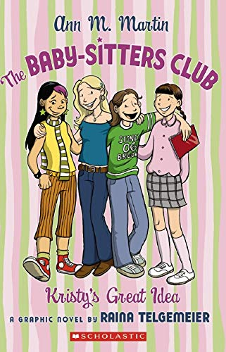 The Baby-Sitters Club cover