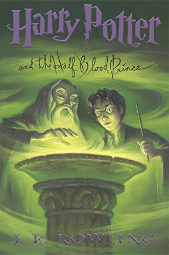 Harry Potter and the Half-Blood Prince (Book 6), Rowling, J. K.