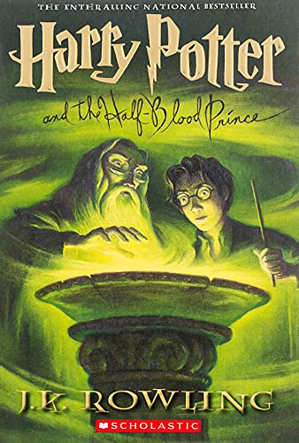 Harry Potter and the Half-Blood Prince (Book 6) - J.K. RowlingMary GrandPré