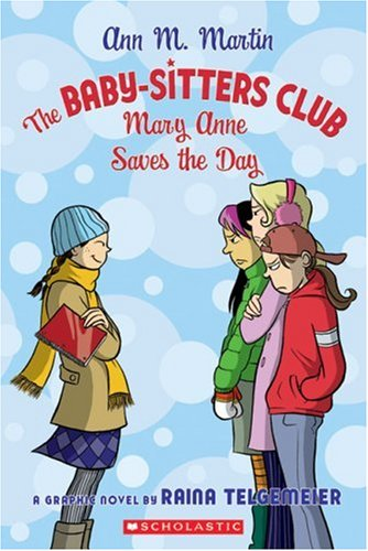 Mary Anne Saves the Day cover