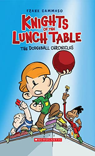Knights of the Lunch Table cover