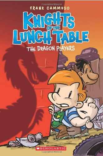 Knights of the Lunch Table: The Dragon Players cover