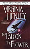 The Falcon and the Flower - book cover picture