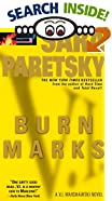Burn Marks by  Sara Paretsky (Paperback - March 1991) 
