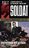 Soldat : Reflections of a German Soldier, 1936-1949 - book cover picture