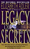 Legacy of Secrets - book cover picture