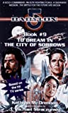 Babylon 5 book cover: To Dream in the City of Sorrows