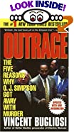 Outrage: 5 Reasons Why O.J. Simpson Got Away With Murder by  Vincent Bugliosi (Mass Market Paperback - April 1997)