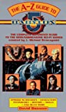 Babylon 5 book cover: The A-Z Guide