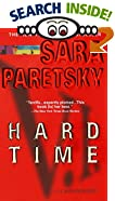 Hard Time: A V.I. Warshawski Novel by  Sara Paretsky (Mass Market Paperback - September 2000) 