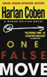One False Move (Myron Bolitar Mysteries (Paperback)) - book cover picture