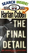 The Final Detail: A Myron Bolitar Novel by  Harlan Coben (Mass Market Paperback)