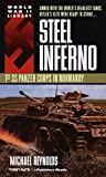 Steel Inferno - book cover picture