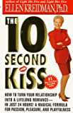 The 10 Second Kiss - book cover picture