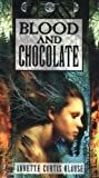 Blood and Chocolate - book cover picture