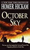 October Sky: A Memoir - book cover picture