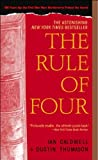 The Rule of Four - book cover picture