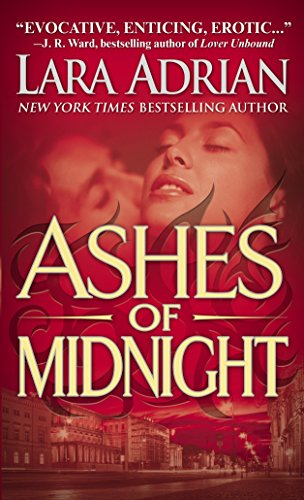 Ashes of Midnight (The Midnight Breed, Book 6)