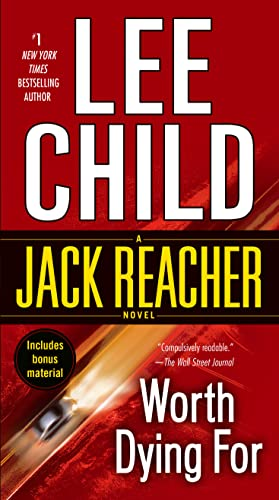 Worth Dying For (Jack Reacher), Child, Lee