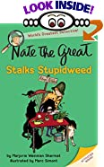Nate the Great Stalks Stupidweed by  Marjorie Weinman Sharmat, Marc Simont (Illustrator) (Paperback - February 1989)