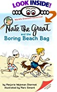 Nate The Great And The Boring Beach Bag (Nate The Great, paper) by  Marjorie Weinman Sharmat, Marc Simont (Illustrator) (Paperback)