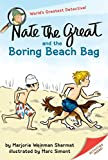 Nate the Great and the Boring Beach Bag (Nate the Great Detective Stories (Paperback))