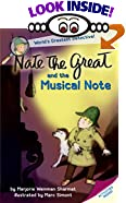 Nate the Great and the Musical Note by  Marjorie Weinman Sharmat, Craig Sharmat (Contributor) (Paperback - May 1991)