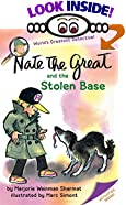 Nate the Great and the Stolen Base by  Marjorie Weinman Sharmat, Marc Simont (Illustrator) (Paperback - March 1994)